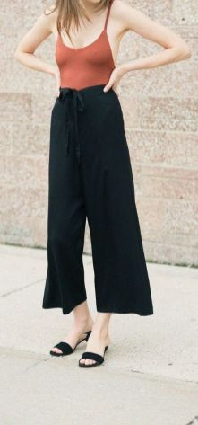 Beautiful Square Pants Outfit Ideas 8