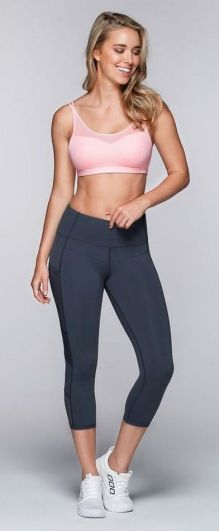 Beautiful yoga pants outfit ideas 28