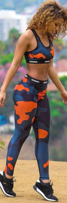 Beautiful yoga pants outfit ideas 36