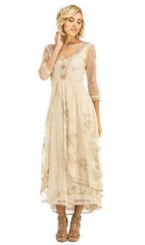 Best wedding dresses for mom of bride idea 1
