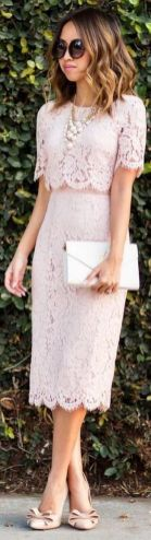 Great Pearl Necklace Outfit Ideas 70+ 30