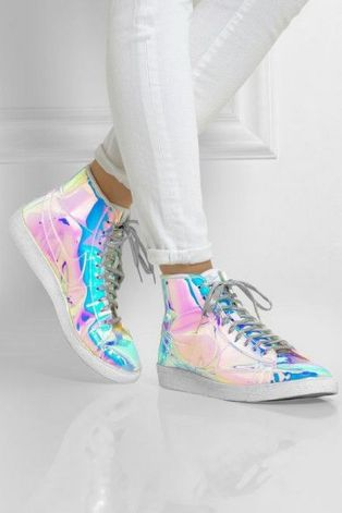Shoes Sneakers High Tops 16