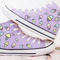 Shoes Sneakers High Tops 39
