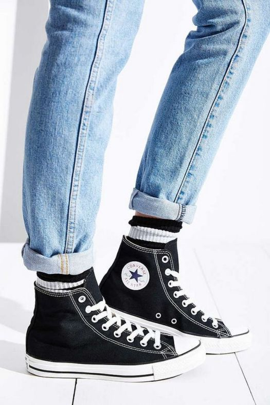 Shoes Sneakers High Tops 41