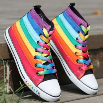 Shoes Sneakers High Tops 58