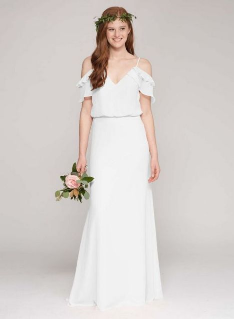 Top wedding dresses high street 13 1