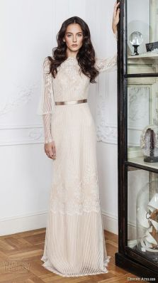 Top wedding dresses high street 17 1