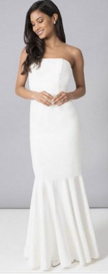 Top wedding dresses high street 55