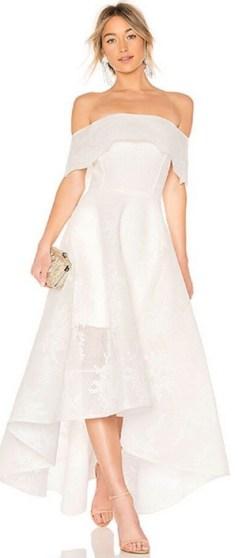 Top wedding dresses high street 56