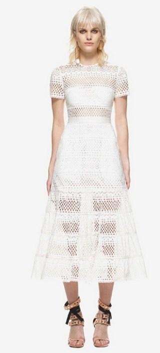 Top wedding dresses high street 59