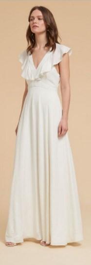 Top wedding dresses high street 63