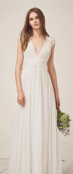Top wedding dresses high street 66