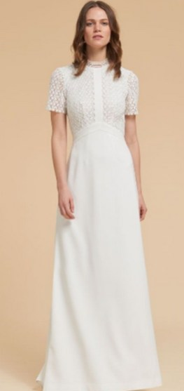 Top wedding dresses high street 69