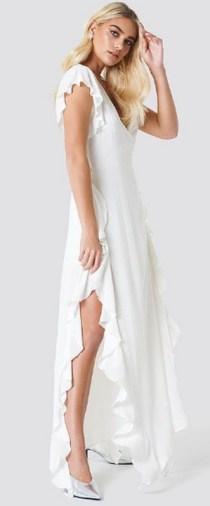 Top wedding dresses high street 76
