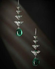elegant dangle earrings 23