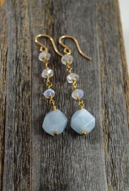 elegant dangle earrings 25