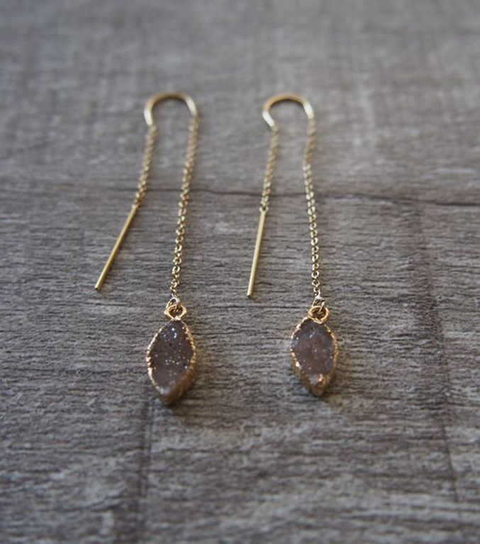 elegant dangle earrings 26