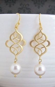 elegant dangle earrings 36