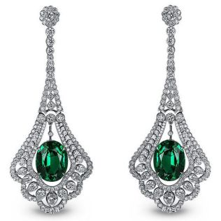 elegant dangle earrings 42