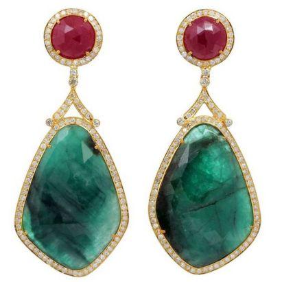 elegant dangle earrings 45