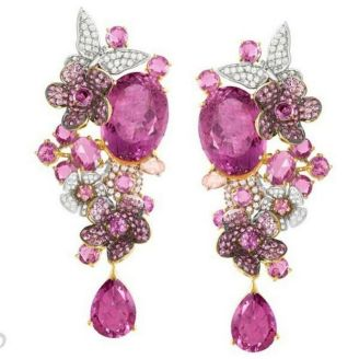 elegant dangle earrings 48