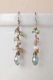 elegant dangle earrings 49