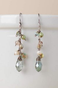 elegant dangle earrings 49