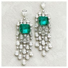 elegant dangle earrings 52