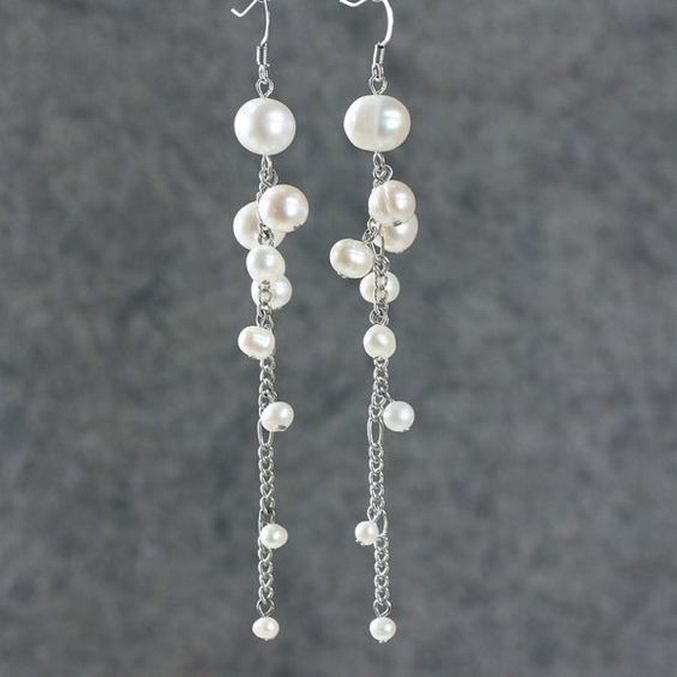 elegant dangle earrings 53