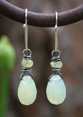 elegant dangle earrings 54