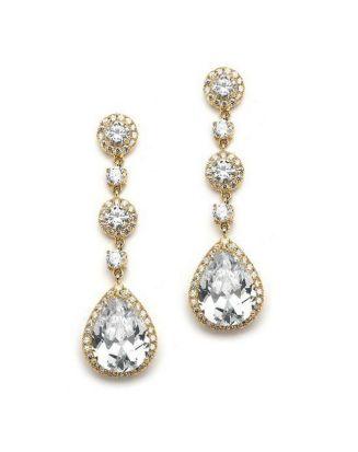 elegant dangle earrings 63