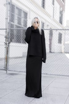 17 extra long black cardigan ideas 8