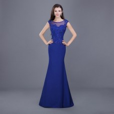 20 Elegant long prom dress sexy sweetheart mermaid party dresses 10