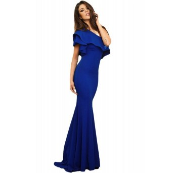 20 Elegant long prom dress sexy sweetheart mermaid party dresses 12