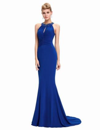 20 Elegant long prom dress sexy sweetheart mermaid party dresses 5