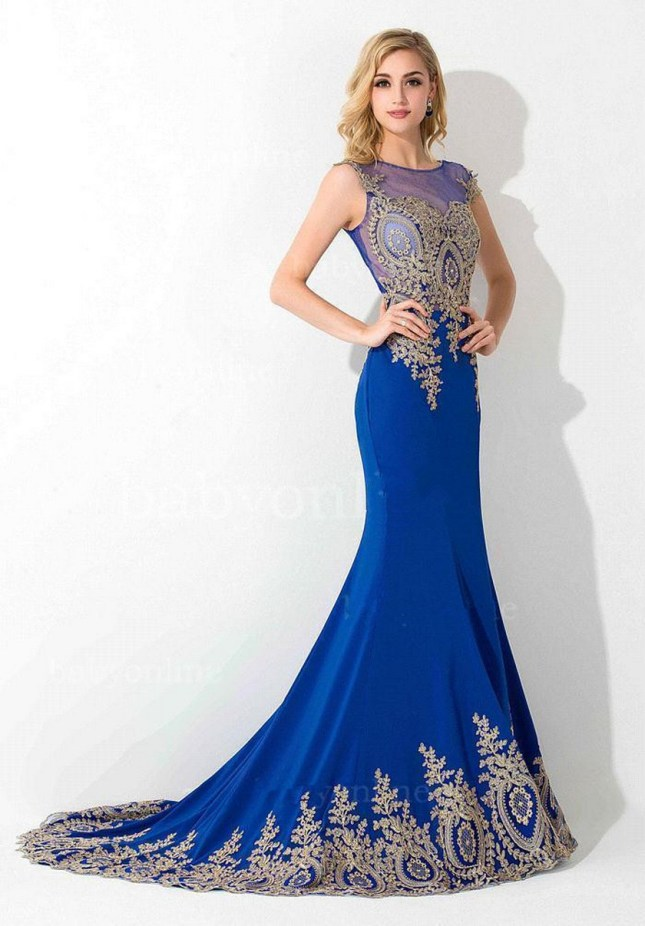 20 Elegant long prom dress sexy sweetheart mermaid party dresses 7