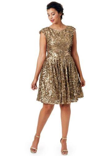 20 Gold Prom Dresses Flower ideas 18