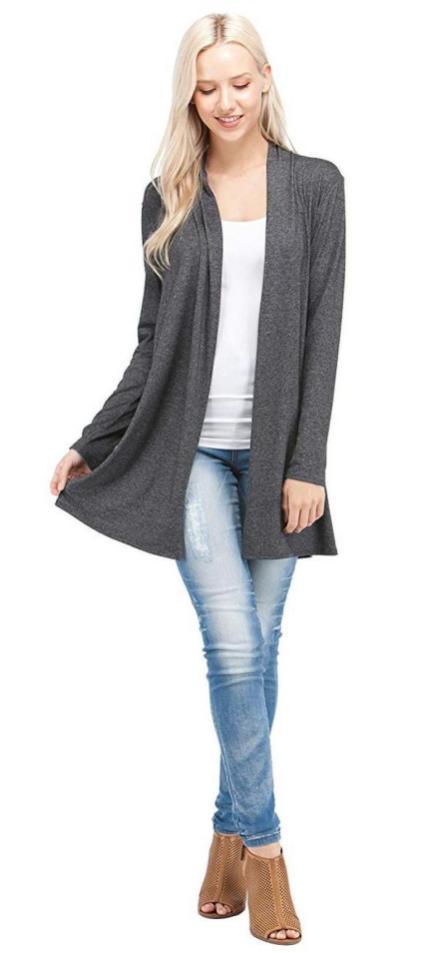 20 Long Sweater Cardigan Pocket Ideas 1