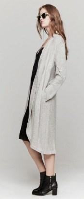 20 Long Sweater Cardigan Pocket Ideas 4
