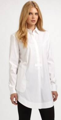 20 White Tunic Shirts for Women 13