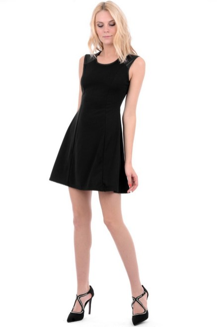 30 About ideas skater dress black That You Need to See 13