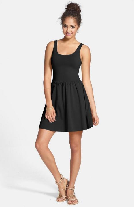 30 About ideas skater dress black That You Need to See 2