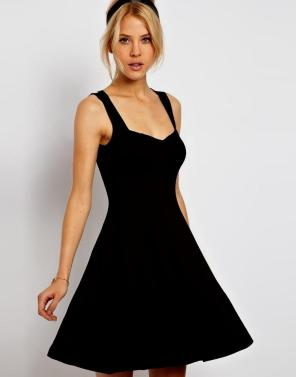 30 About ideas skater dress black That You Need to See 20