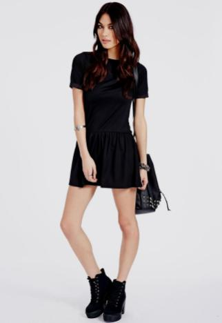 30 About ideas skater dress black That You Need to See 34