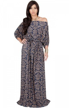30 Women Print Dresses with sleeves Ideas 20