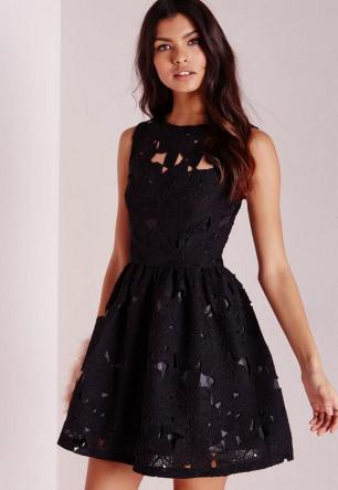30 ideas skater dress black to Follow 14