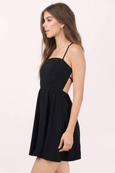 30 ideas skater dress black to Follow 22