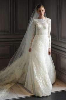 40 High Low Long Sleeve Modern Wedding Dresses Ideass 2