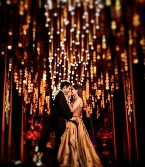 40 Romantic weddings themes ideas 2