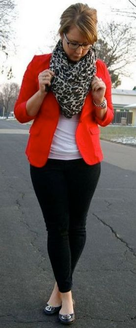 40 Womens red blazer jackets ideas 3